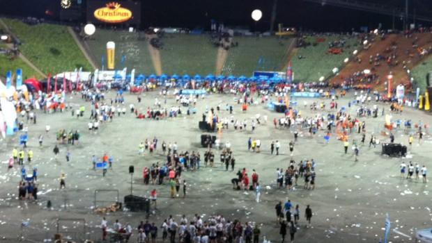 Der B2Run – mit mehr als 30.000 Läufern in München starten