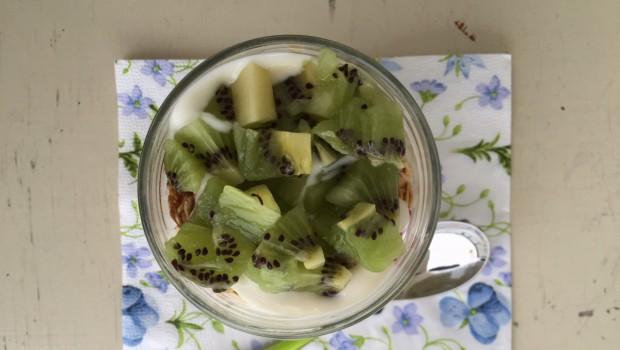 Green-Oatmeal – mein aktuelles Powerfrühstück