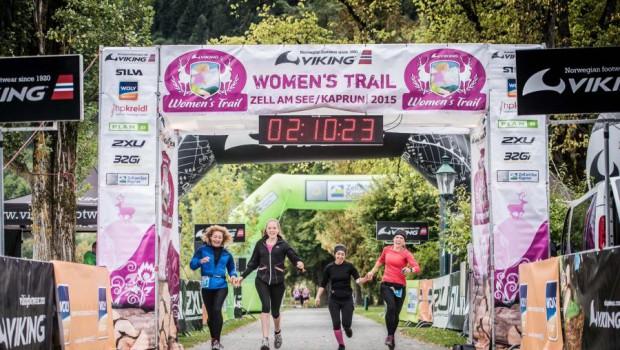 Trailrunning und Wellness, was will man mehr? Der Viking Women's Trail