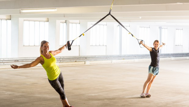 Übungen mit dem TRX Band – das Läufer-Workout