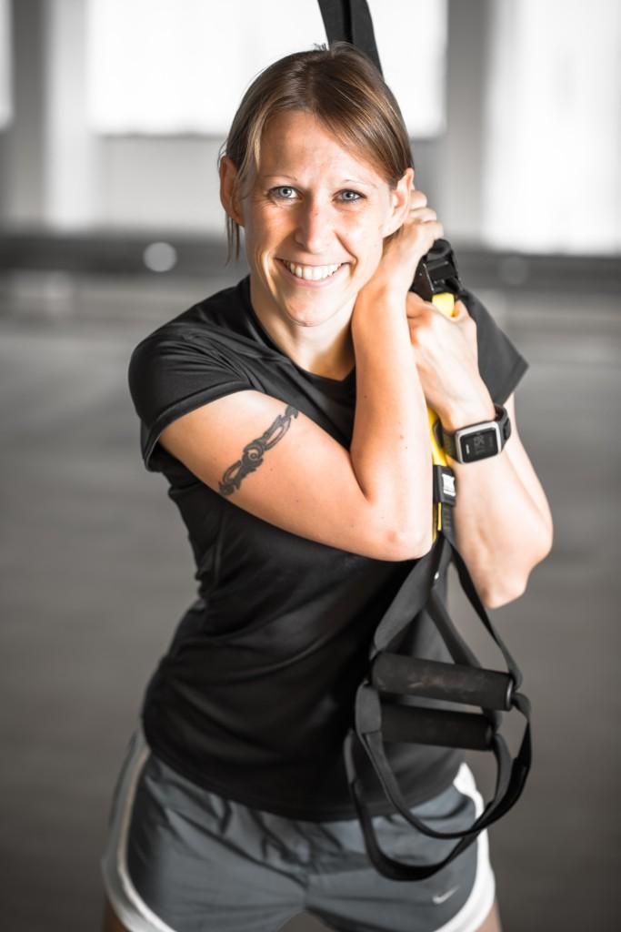 TRX Läufer-Workout
