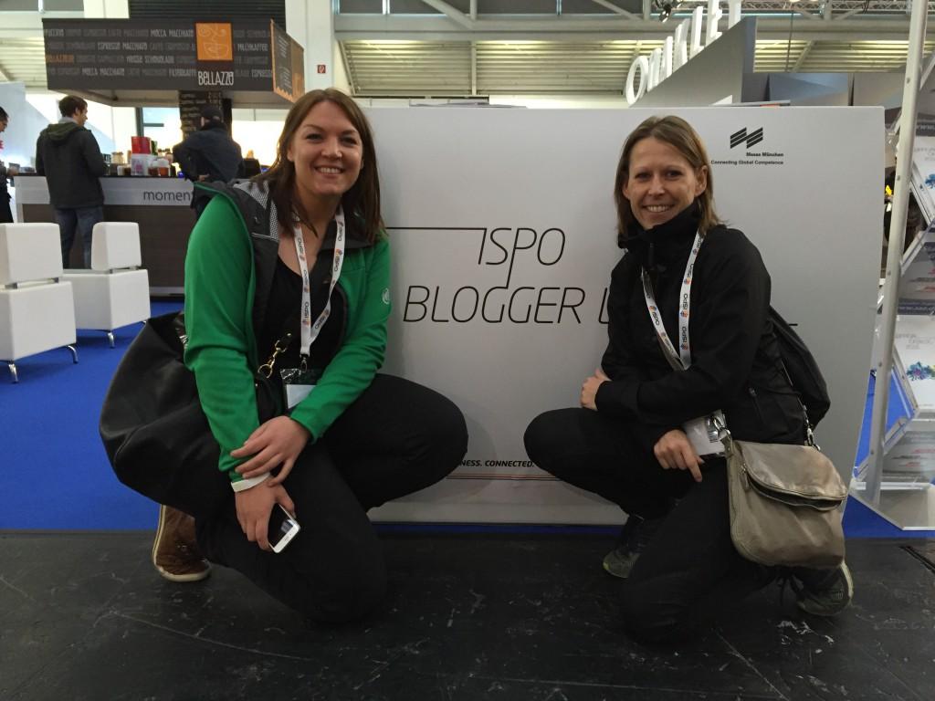 ISPO 2016 Bloggerlounge