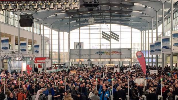 ISPO 2016 – Die Sportwelt trifft sich in München