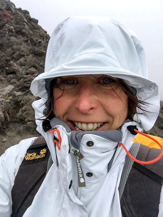 neuseeland tongariro alpine crossing wetter