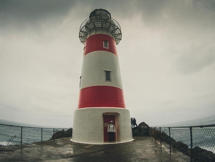 neuseeland leuchtturm cape palliser