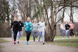 Adidas - Running Meets Yoga