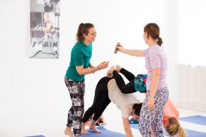 Adidas - Running Meets Yoga 2016