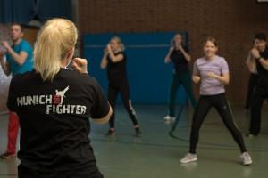 Kickbox-Aerobic