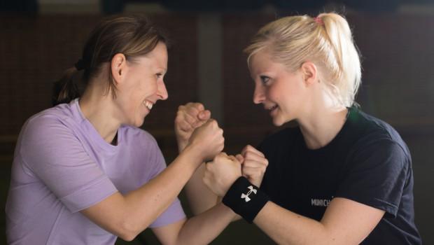 Kick it – Power und Spass mit Kickbox-Aerobic