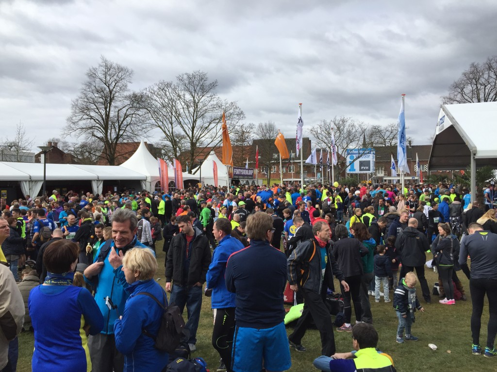 Venloop Halbmarathon Treffpunkt