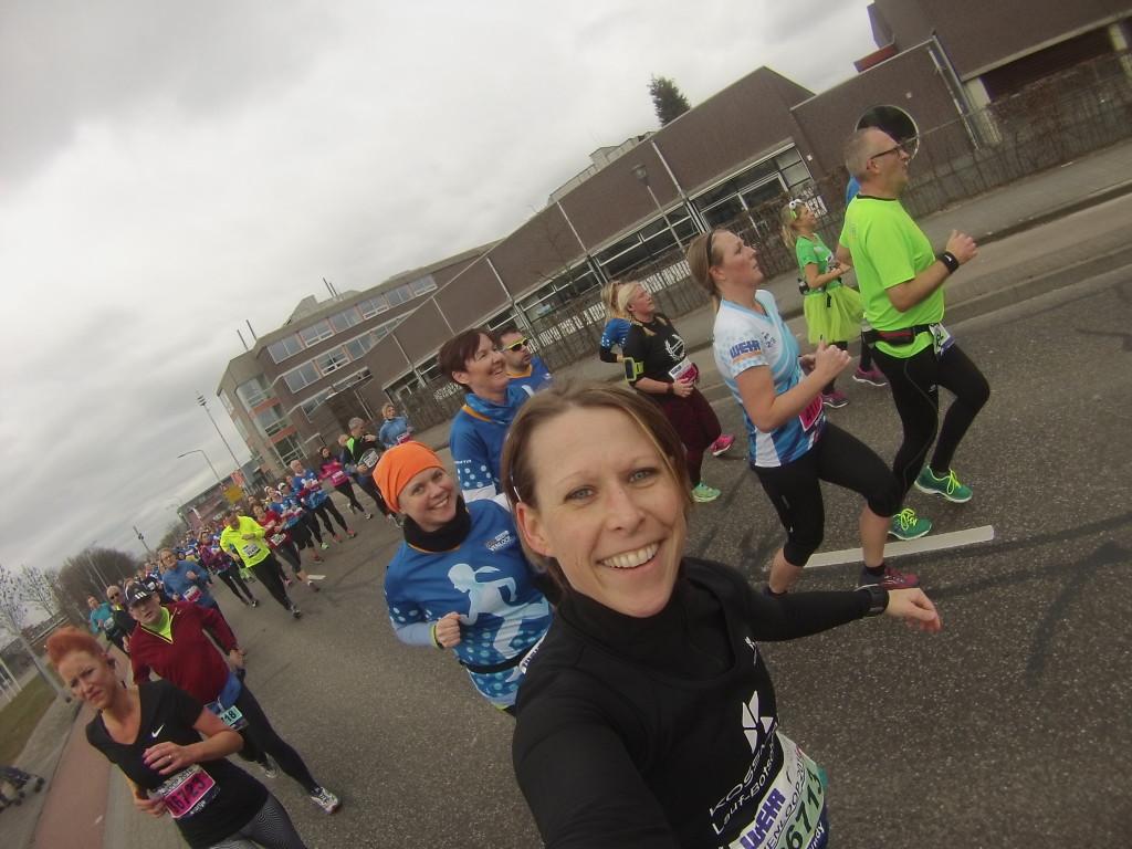 Venloop Halbmarathon Strecke