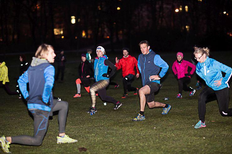 Mountain Athletics Workout