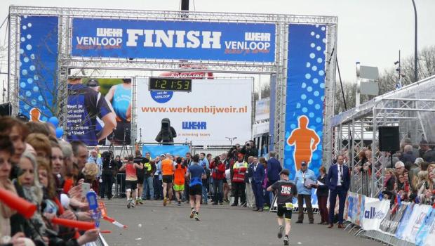Der Venloop Halbmarathon