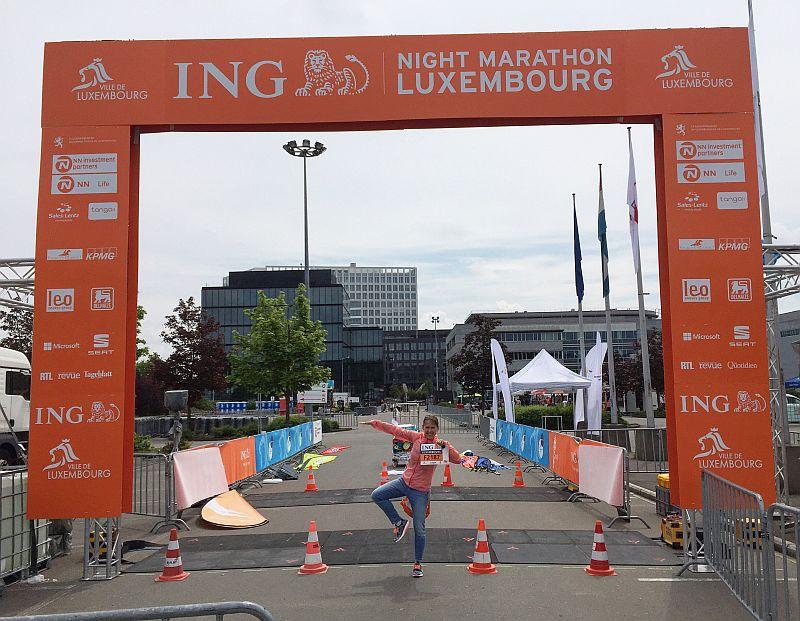 luxembourg marathon startlinie