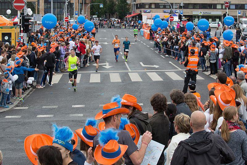 luxembourg marathon strecke zuschauer