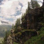 Gore-tex Transalpinerun Weg
