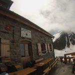 Gore-tex Transalpinerun Hütte