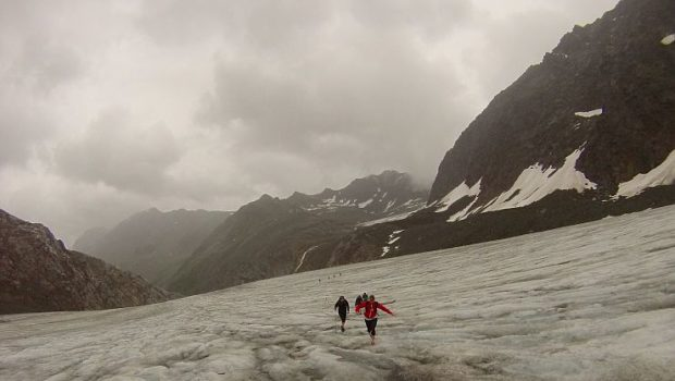 Mission Alpenüberquerung