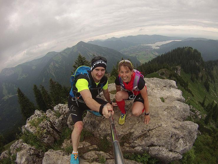 Alpenüberquerung Transalpinerun Team