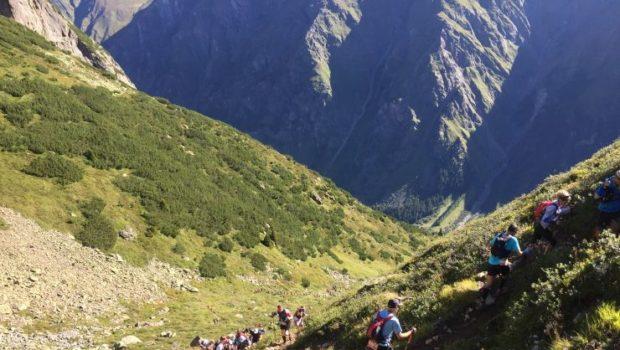 Etappe 4 – die Gletscheretappe auf 3000 Meter