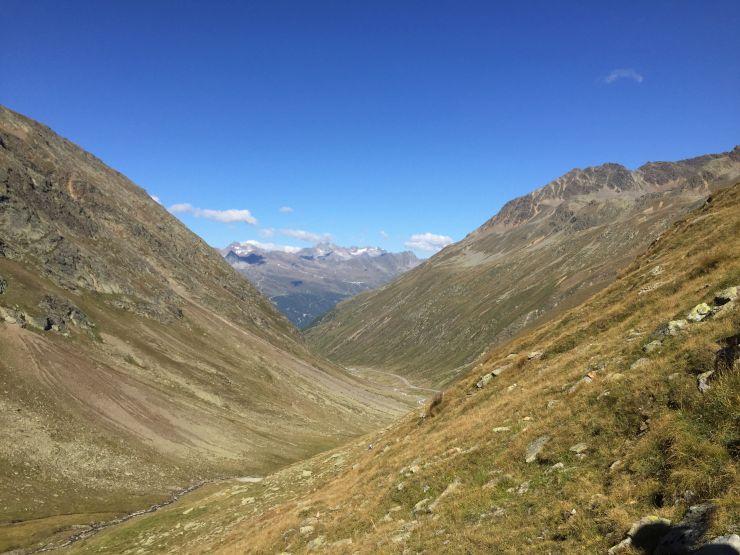 transalpinerun etappe 5 Timmelsjoch