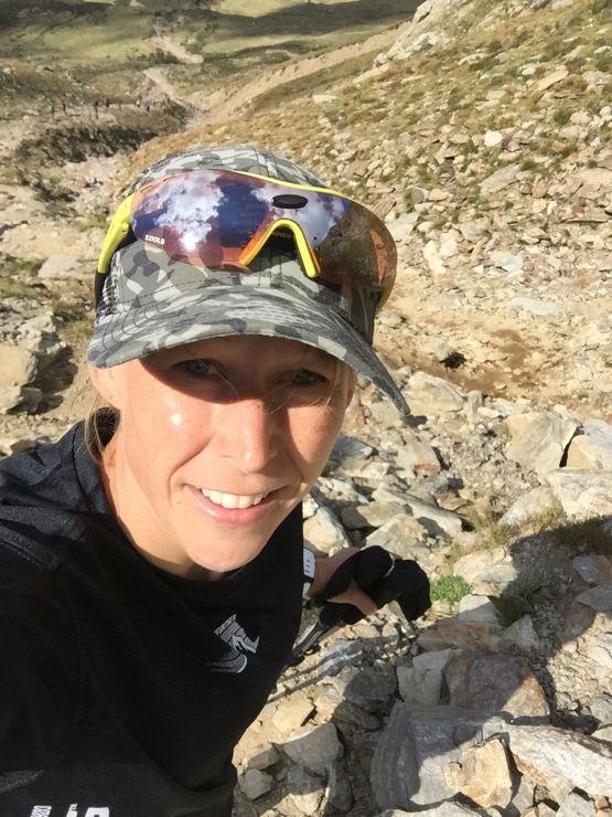 Transalpinerun Etappe 6 Gipfel