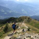 Transalpinerun Etappe 7 Downhill