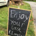 Transalpinerun Etappe 7 Letzter Kilometer