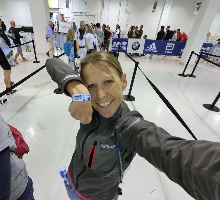 berlin marathon startnummernausgabe