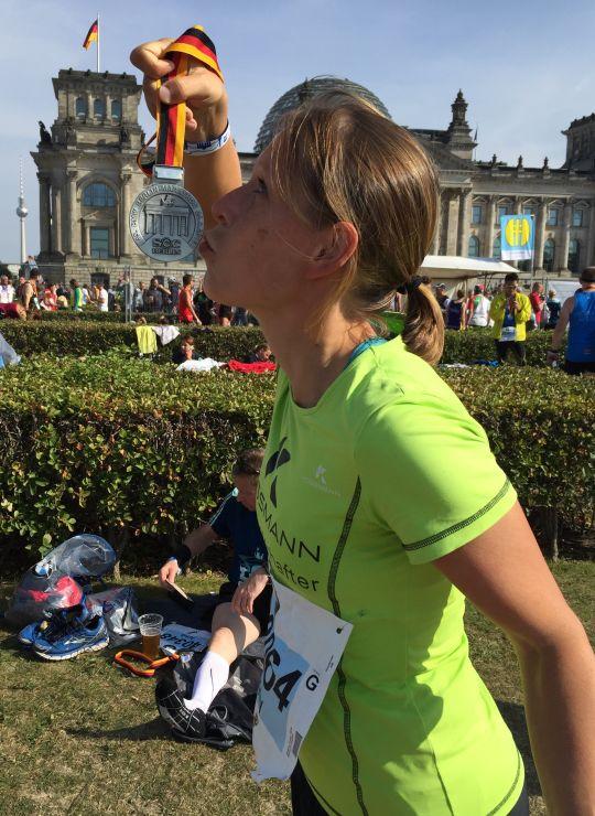 berlin marathon medaille