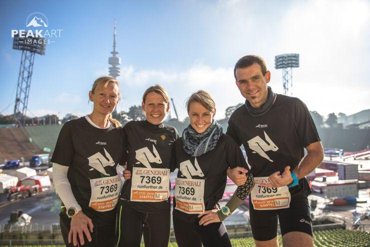 marathonstaffel das team