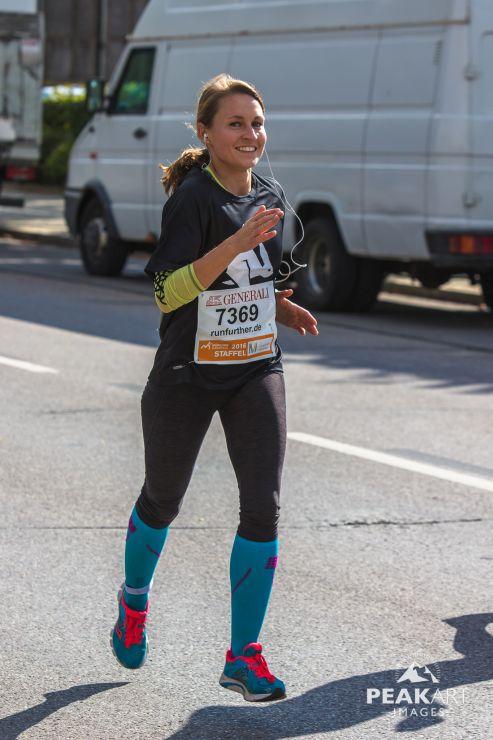 marathonstaffel uebergabe