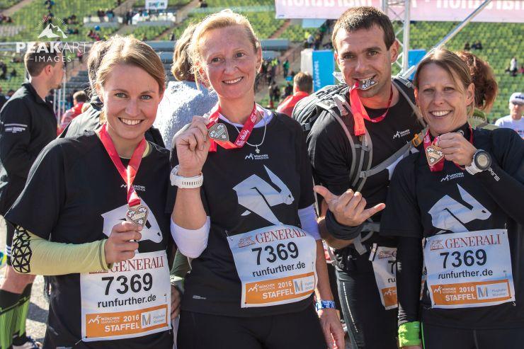 marathonstaffel medaille