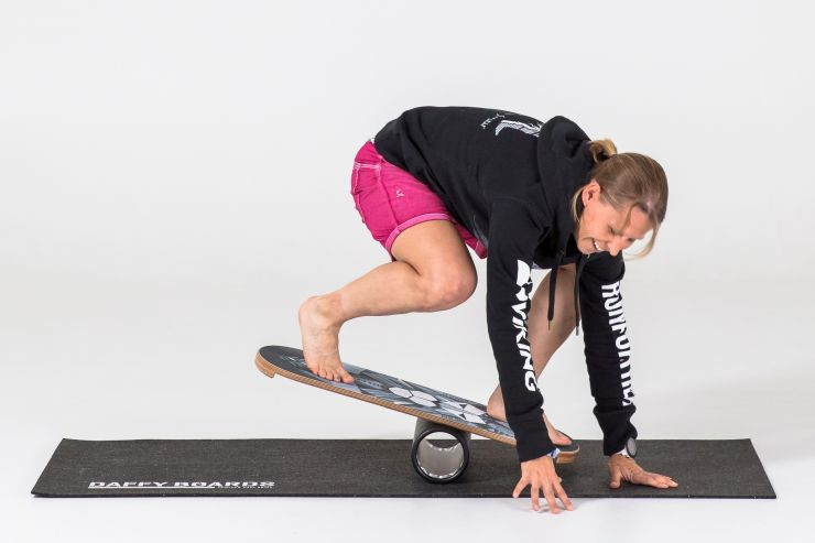 daffyboard Gleichgewicht
