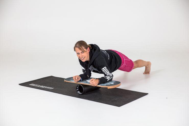 daffyboard plank