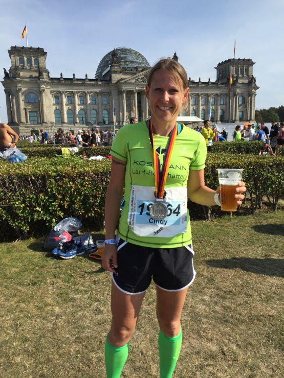 rueckblick 2016 berlin marathon medaille