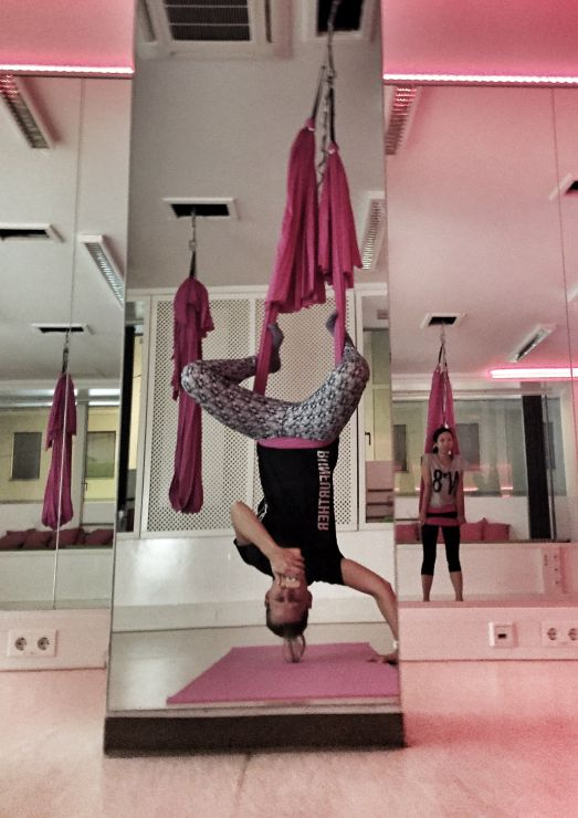 Fitrate Mitgliedschaft Aerialyoga