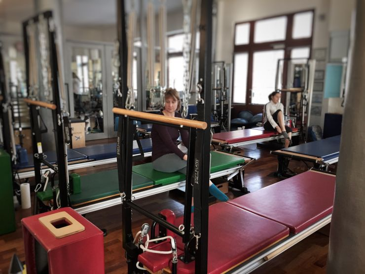 Fitrate Mitgliedschaft Pilates