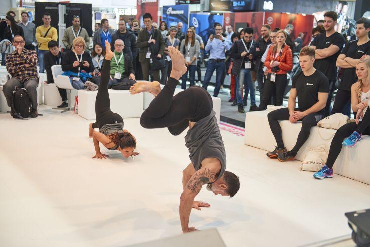 ISPO 2017 Fitness
