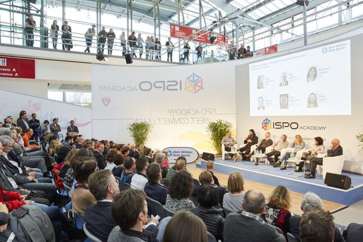 ISPO 2017 Vorträge