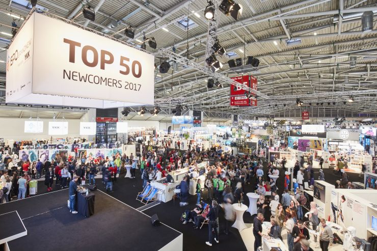 ISPO 2017 Newcomers