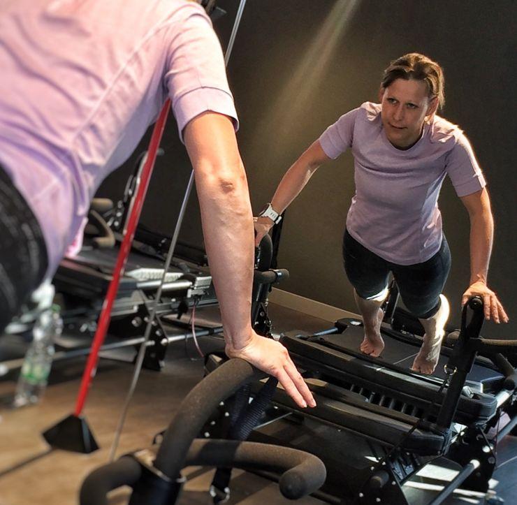 Lagree Fitness Stabilität