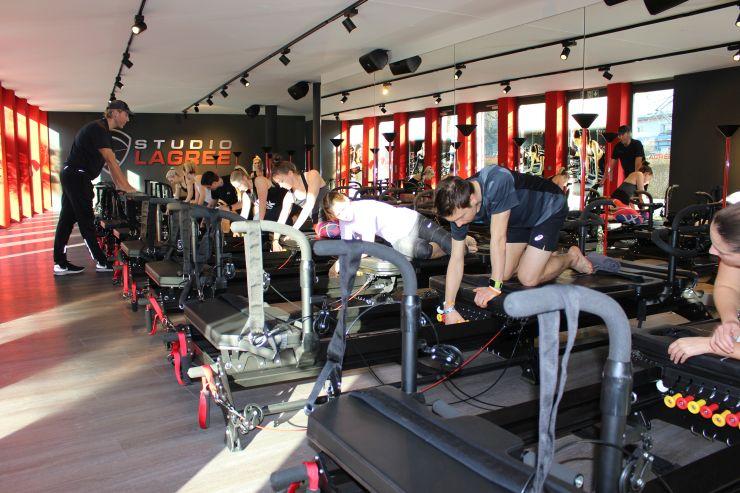 Lagree Fitness Megaformer