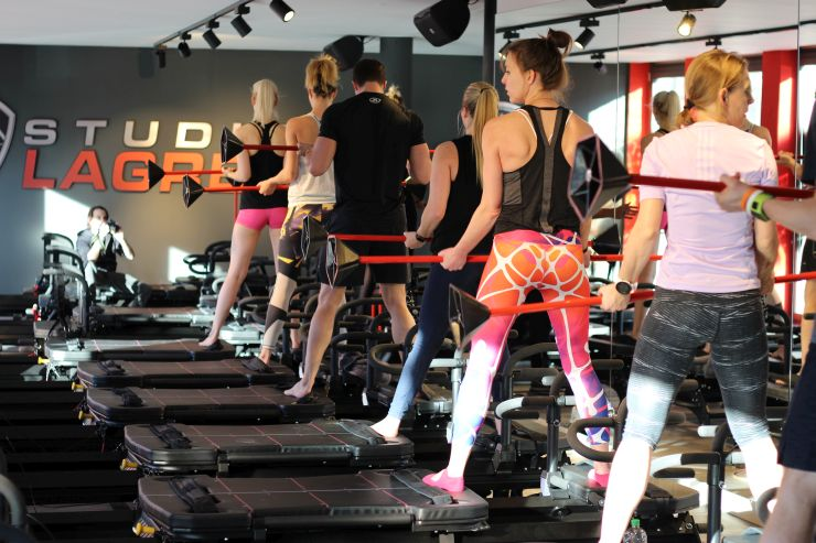 Lagree Fitness Kurs