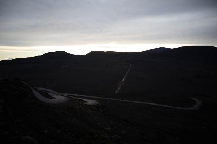 Piton de la Fournaise Route