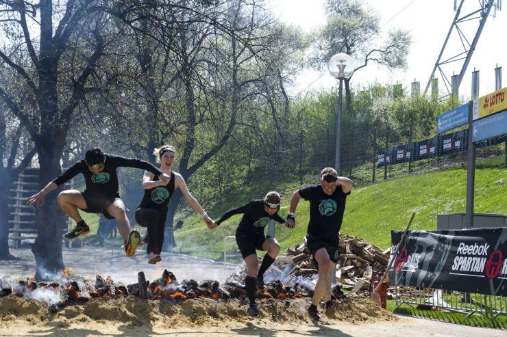 Trainingswochen Spartan Race