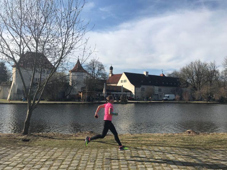 Trainingswochen Laufen mit Freunden