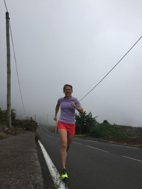 Trainingswochen Laufstrecke Strasse
