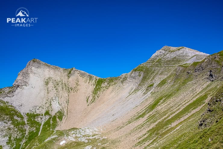 Vordere Grauspitze Routen
