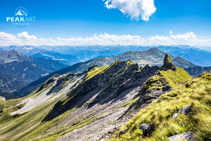 Vordere Grauspitze Liechtenstein